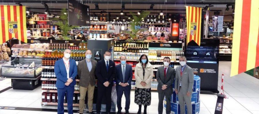 Carrefour Majadahonda y Aragón Alimentos Nobles